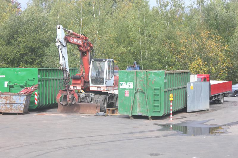 Containerdienst Koblenz